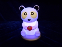 Rechargeable Panda Light