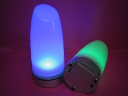 Battery LED Table Lamp