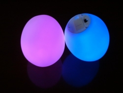 Battery LED Egg Light
