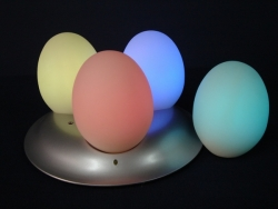 Triple Magic Color Change Egg