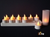 Rechargeable Tea Light(Set of 12)